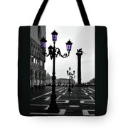 Morning - St. Mark's Square Tote Bag