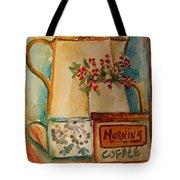 Morning Still Tote Bag