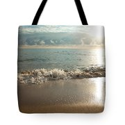 Morning Sunrise In Ft. Lauderdale Tote Bag
