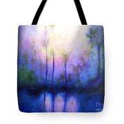 Morning Symphony Tote Bag