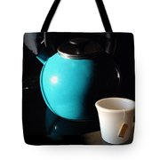 Morning Tea Two Tote Bag