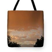Morning Thunder Tote Bag