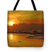 Morning Tide Tote Bag