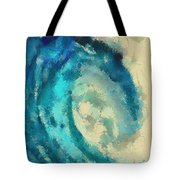 Morning Wave Tote Bag