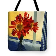 Morning Window Tote Bag