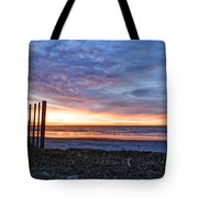 Morning With The Birds Tote Bag