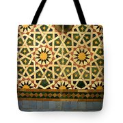 Moroccan Water Fountain Tote Bag