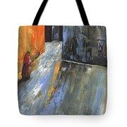 Moroccan Woman 01 Tote Bag