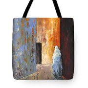 Moroccan Woman 02 Tote Bag