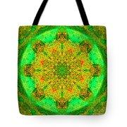 Morocco Mandala Tote Bag