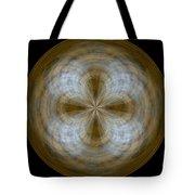 Morphed Art Globe 24 Tote Bag