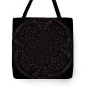 Morphed Art Globe 31 Tote Bag by Rhonda Barrett