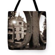 Morrison Hall Tote Bag