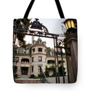 Morrison Hall Occc Tote Bag