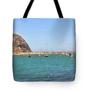 Morro Bay  6968 Tote Bag