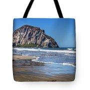 Morro Rock Tote Bag