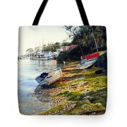 Morro Bay Tote Bag