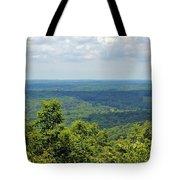 Morrow Mountain  Tote Bag