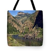 Morrow Point Reservoir Tote Bag