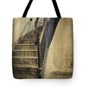 Morton Hotel Stairway Tote Bag
