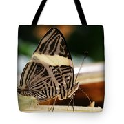 Mosaic Butterfly Tote Bag