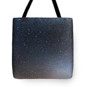 Mosaic Of The Northern Autumn Tote Bag
