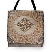 Mosaic Works Tote Bag