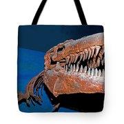 Mosasaur Tylosaurus Proiger Tote Bag