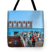 Moscow Kremlin Tour - 02 Of 70 Tote Bag