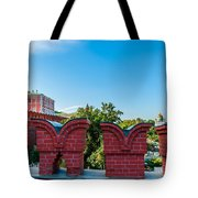 Moscow Kremlin Tour - 06 Of 70 Tote Bag