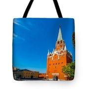 Moscow Kremlin Tour - 13 Of 70 Tote Bag