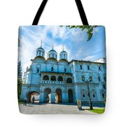 Moscow Kremlin Tour - 19 Of 70 Tote Bag