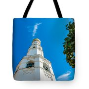Moscow Kremlin Tour - 29 Of 70 Tote Bag