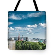 Moscow Kremlin Tour - 32 Of 70 Tote Bag