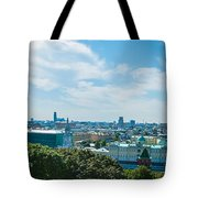 Moscow Kremlin Tour - 35 Of 70 Tote Bag