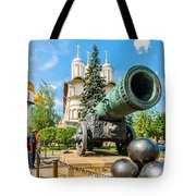 Moscow Kremlin Tour - 67 Of 70 Tote Bag