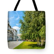 Moscow Kremlin Tour - 69 Of 70 Tote Bag