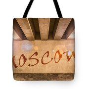 Moscow Tote Bag
