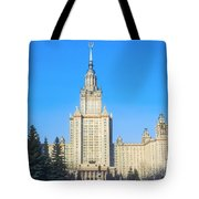Moscow State University Tote Bag