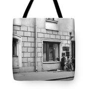 Moscow Street Vendor 2 Tote Bag