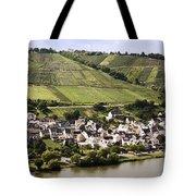 Mosel Wine Village Tote Bag