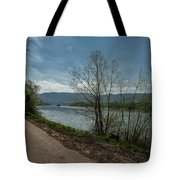 Moselle River Tote Bag