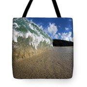 Moses Wave Tote Bag