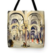 Mosque At Cordoba, From Sketches Tote Bag