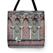 Mosque Cathedral Of Cordoba Also Called The Mezquita Tote Bag