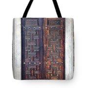 Mosque Doors 01 Tote Bag
