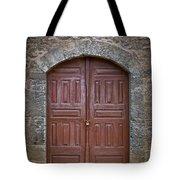 Mosque Doors 11 Tote Bag