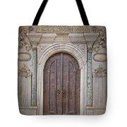 Mosque Doors 13 Tote Bag