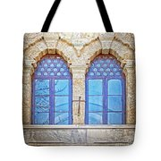 Mosque Windows 3 Tote Bag