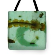 Mosquito Wiggler Tote Bag